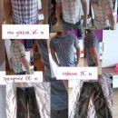 moske srajce in hlace
