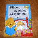 NOVA KNJIGA Pikijeve zgodbe za lahko noč - 10 zgodb