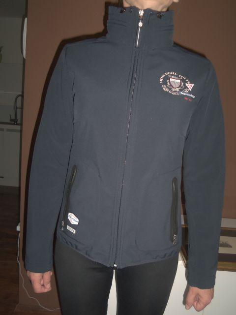 TOM TAILOR POLO TEAM softshel jakna (vel. M)