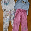 GYMBOREE, NEXT, H&M komplet (122)