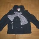 H&M prehodna jaknca (vel. 98) + OKAIDI šal