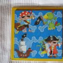 46 - slika servetna tehnika - 17 x 17 cm - 5 €