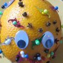 dišeča pomaranča