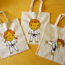 judo majice, vrečke, lončki
