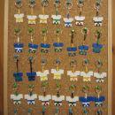 obeski za ključe - kimono