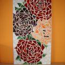 mozaik - 4 ROŽE