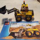 Lego city kopač - 15€