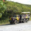 Zwischen Trinidad - Topes de Collantes