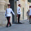 Valletta - Buckingham Palace, castna straza