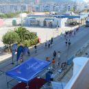 Toulon - vstop in izstop na AIDABella