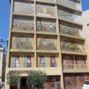 Toulon - freska na Hotelu