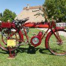 Presto - leichtmotorrad-  l.1918  0,82km
