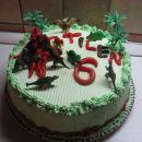 dinozaverska torta
