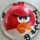 torta angrybirds