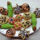 malo sladkega za Halloween
