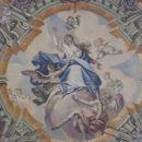 freska v kapeli