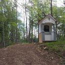 Kapelica v gozdu Prsečnk v Govcah