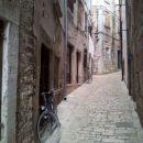 ulica v rovinju