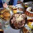 Velikonočni zajtrk - žegen