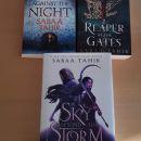 podam knjige (romane)