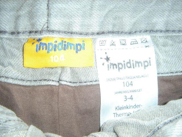Podložene hlače Impidimpi 104