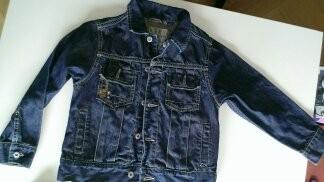 Jeans jakna Okaidi 6 let /114 cm