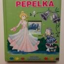Knjiga + sestavljanka Pepelka