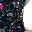 Floral hlače