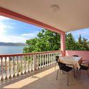 Apartmaji ob morju, Seline, Hrvaška