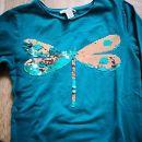 Kupim Okaidi majico 140 s kačjim pastirjem