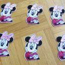 našitki minnie mouse