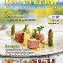 Kuharska revija Pet zvezdic, maj 2013