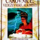 Knjiga ČAROVNICE, VEDEŽEVALKE, ALKIMISTI, 4 eur