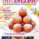 Kuharska revija Pet zvezdic, februar 2013