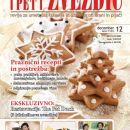 Kuharska revija Pet zvezdic, december 2012