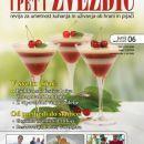Kuharska revija Pet zvezdic, junij 2013