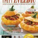 Kuharska revija Pet zvezdic, september 2013