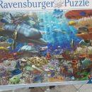 PUZZLE, sestavljanka, OCEANIC WONDERS, 1500, k, RAVENSBURGER