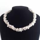 Poročna ogrlica Pearl princess
