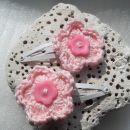 špangice kvačkane rožice