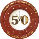 Stenske ure za okrogle obletnice LESTUR