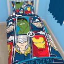 Pisana posteljnina Avengers