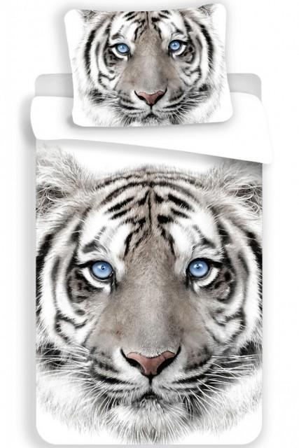 Posteljnina tiger 140x200cm