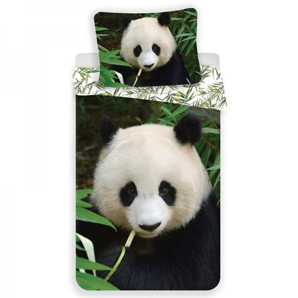 Posteljnina Panda 140x200