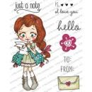 TGF Dollie with love letter