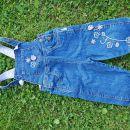Jeans hlače 12 mes 4 eur + ptt