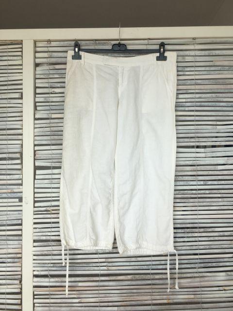 Zara 3/4 lanene hlače, vel. 40