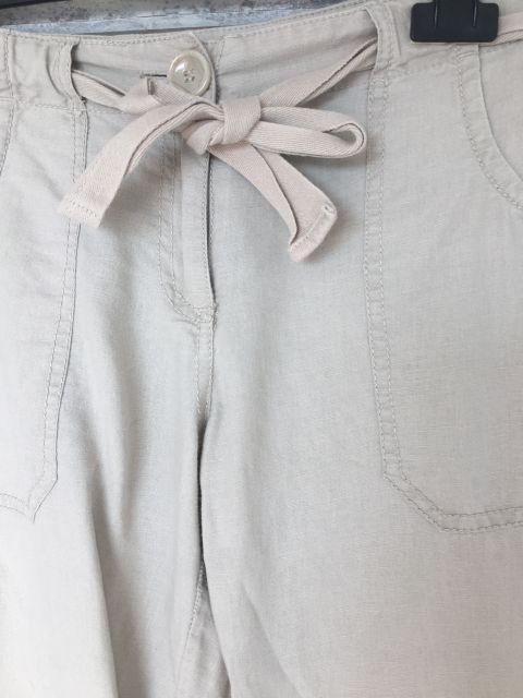 Lanene hlače, vel. 36