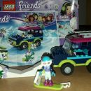 lego friends - mozne menjave