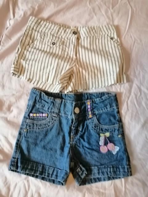 Okaidi št.138, jeans Dopodopo št.128